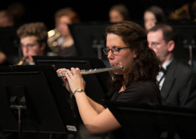 Symphonic Band and Jazz Ensemble Homecoming Concert