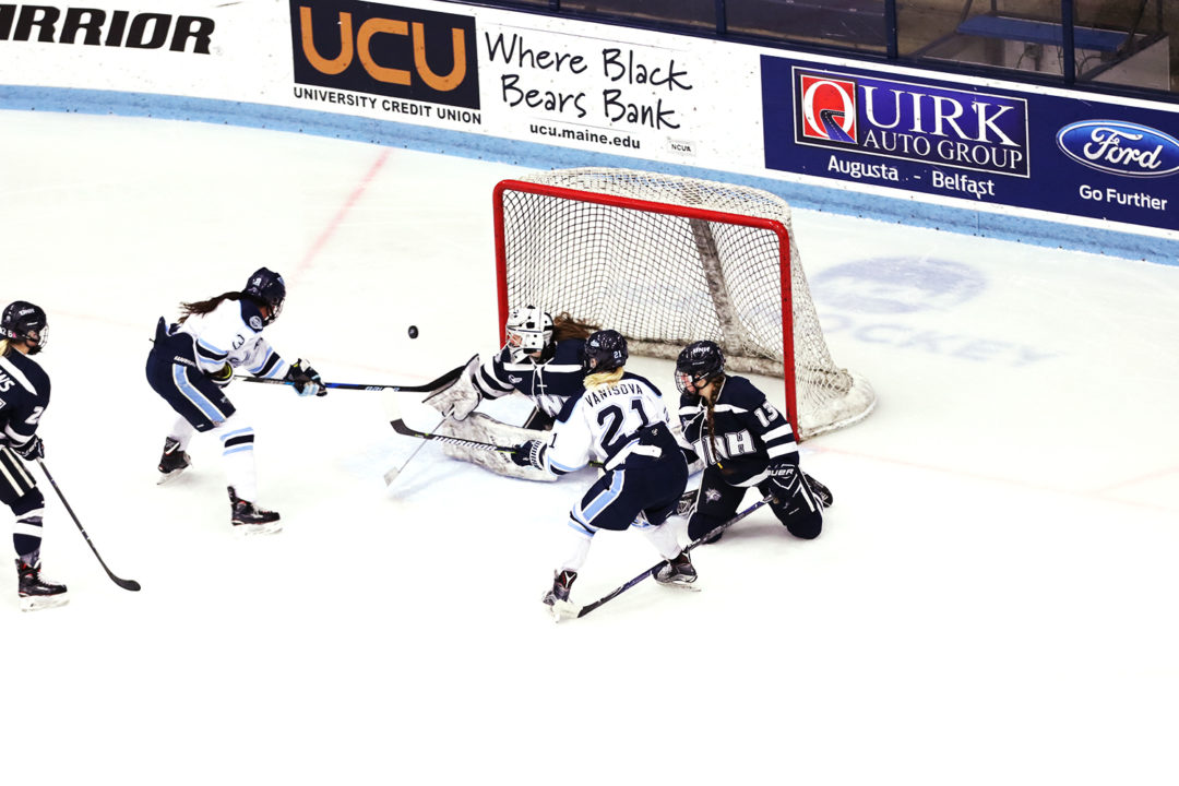 Women's Ice Hockey vs. UNH