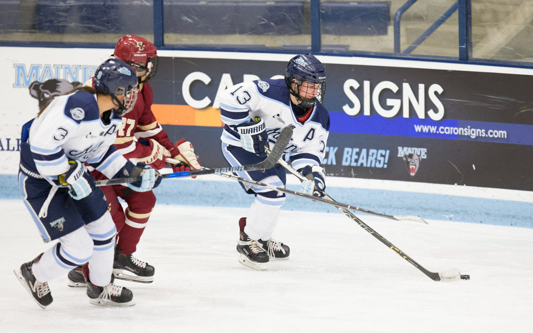 Women's Ice Hockey vs. Boston College