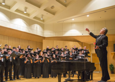 Alumni Homecoming Concert with the University Singers