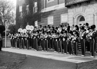 Alumni Marching Band