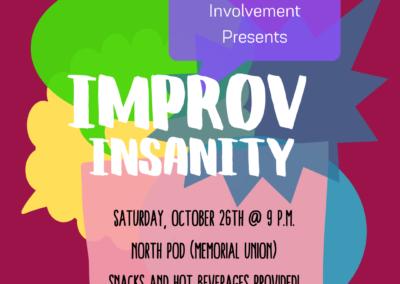 Improv Insanity