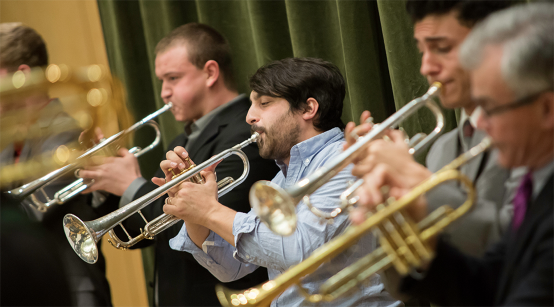 Combined Concert: Symphonic Band and Jazz Ensemble