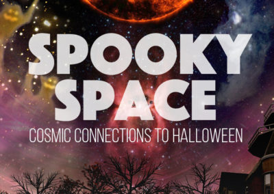 Spooky Space at Emera Astronomy Center